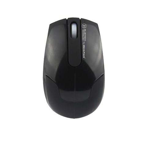 MICROPACK Optical Mouse Blue-Tech [BT-2067R] - Black - Mouse Basic